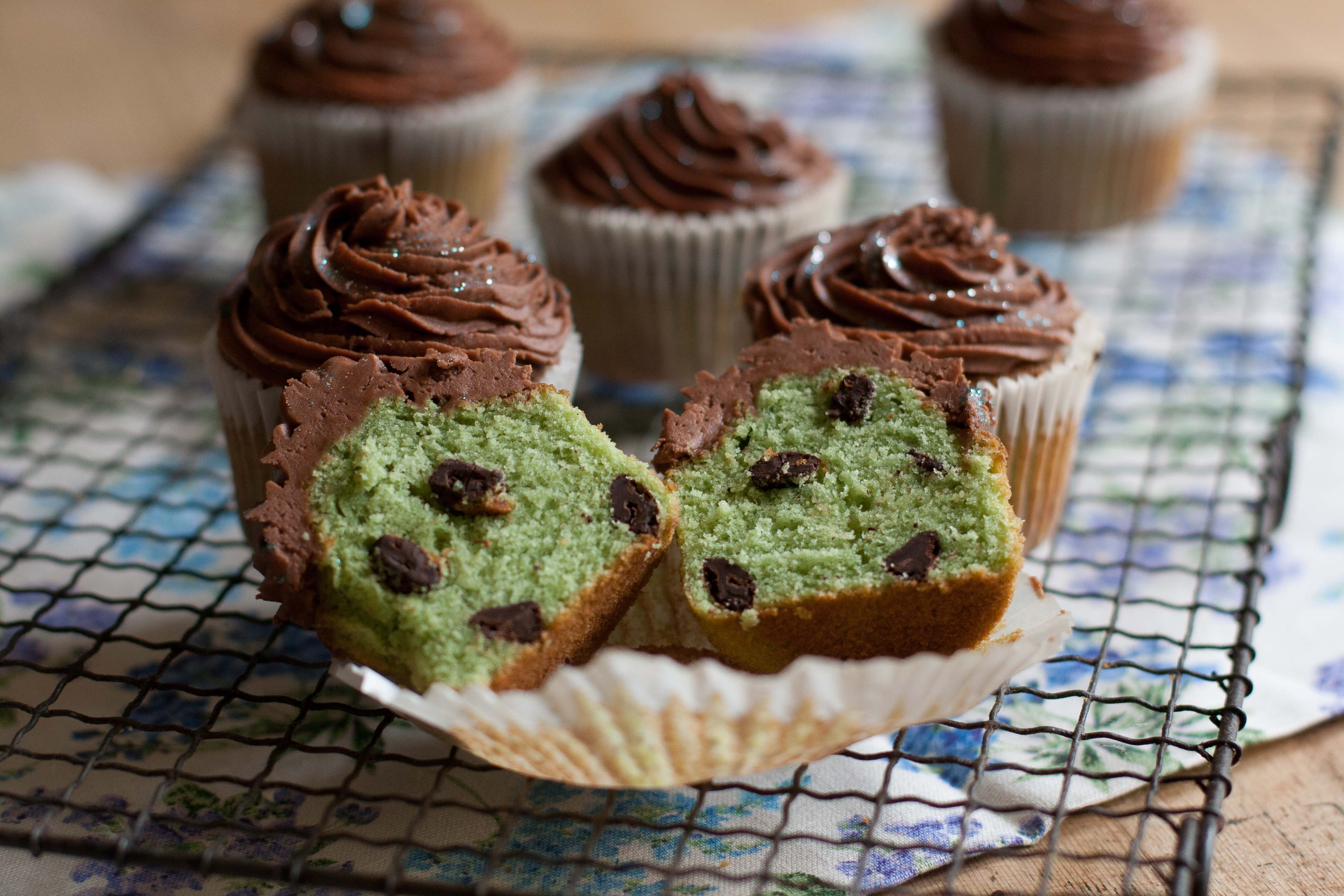 Witches Brew Cupcakes