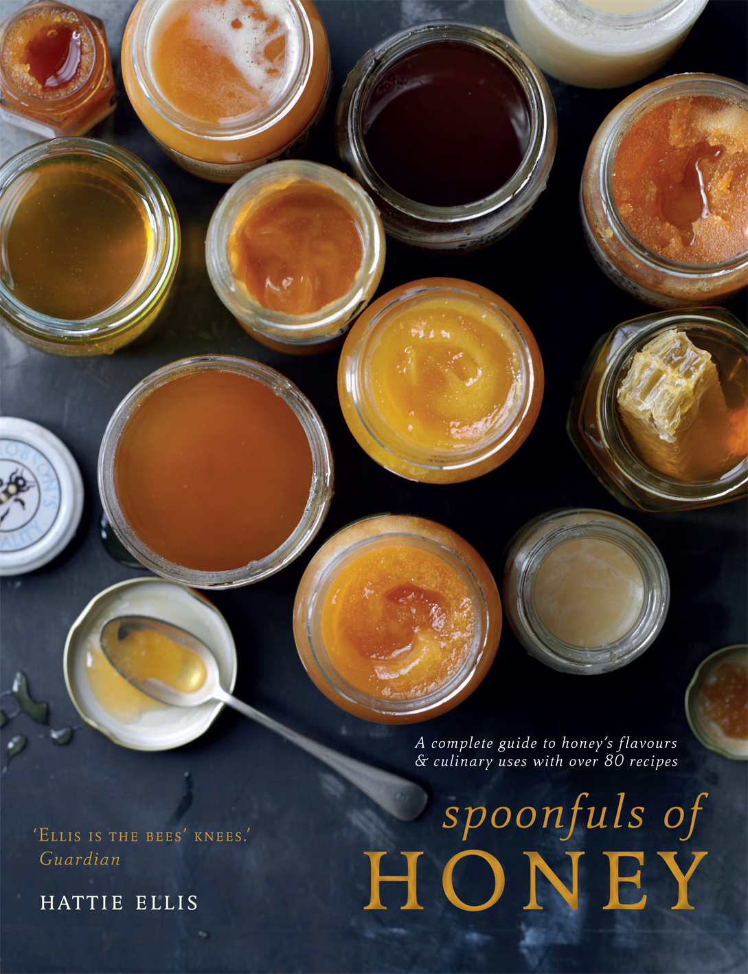 Review of Spoonfuls of Honey by Hattie Ellis (Pavilion Books)