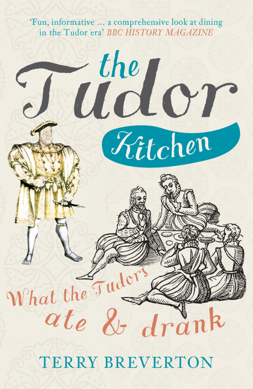 The Tudor Kitchen (Book Review)