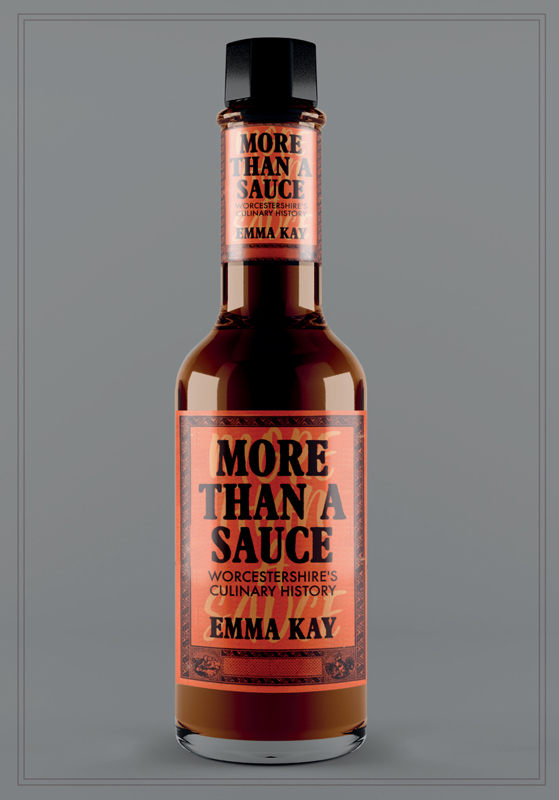 More Than A Sauce (Book Review)