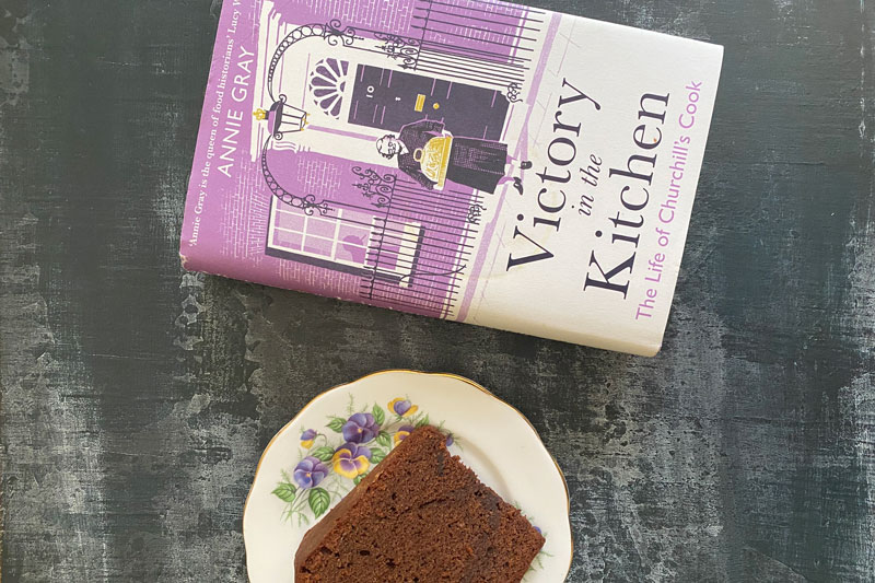 Victory In The Kitchen by Annie Gray (Book Review)