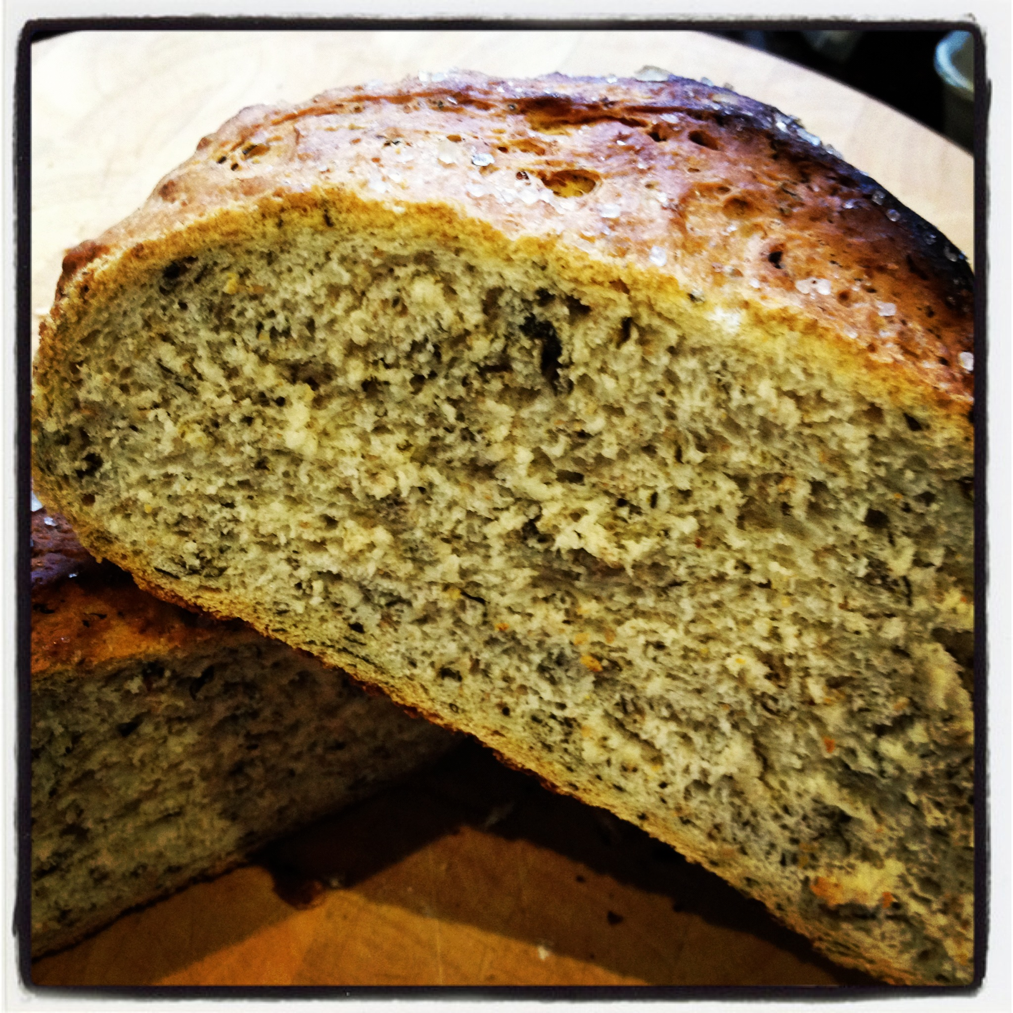 Leith's Seaweed Bread
