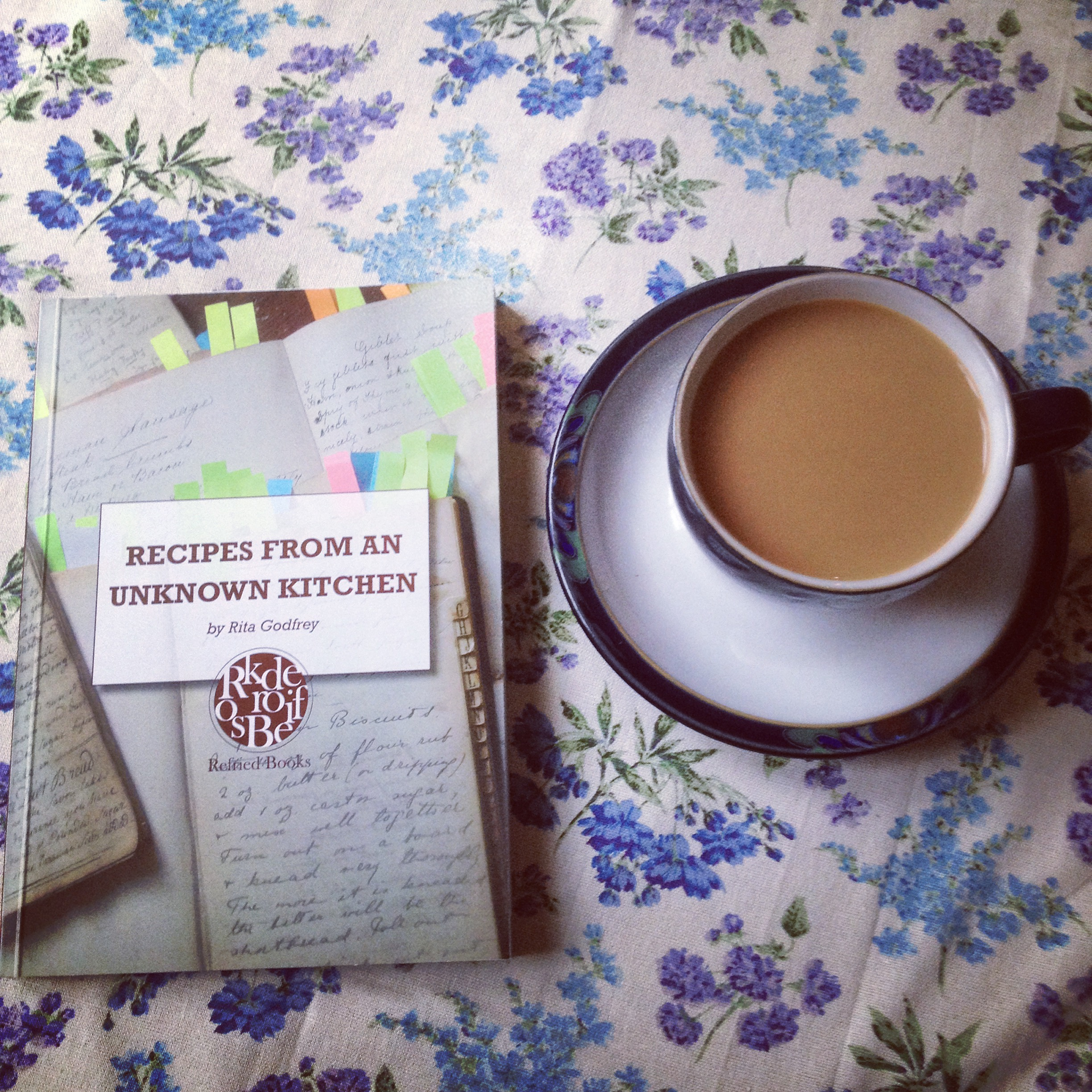 Recipes from and Unknown Kitchen: Book Review