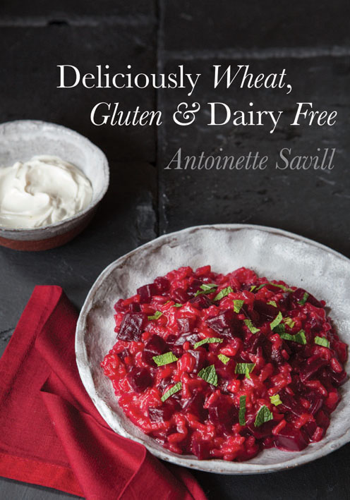 Deliciously Wheat, Gluten & Dairy Free (Book Review)