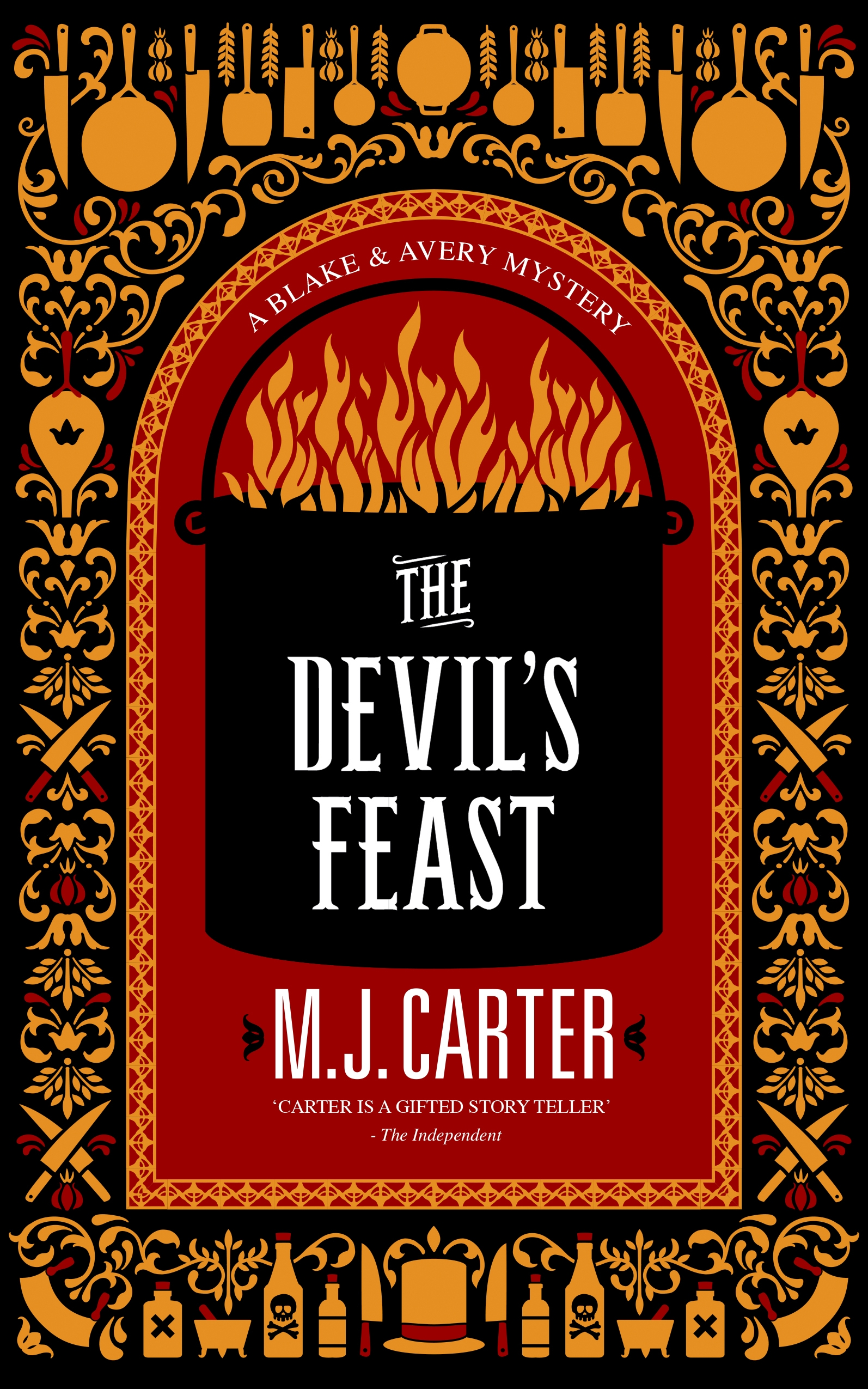The Devil's Feast (Book Review)