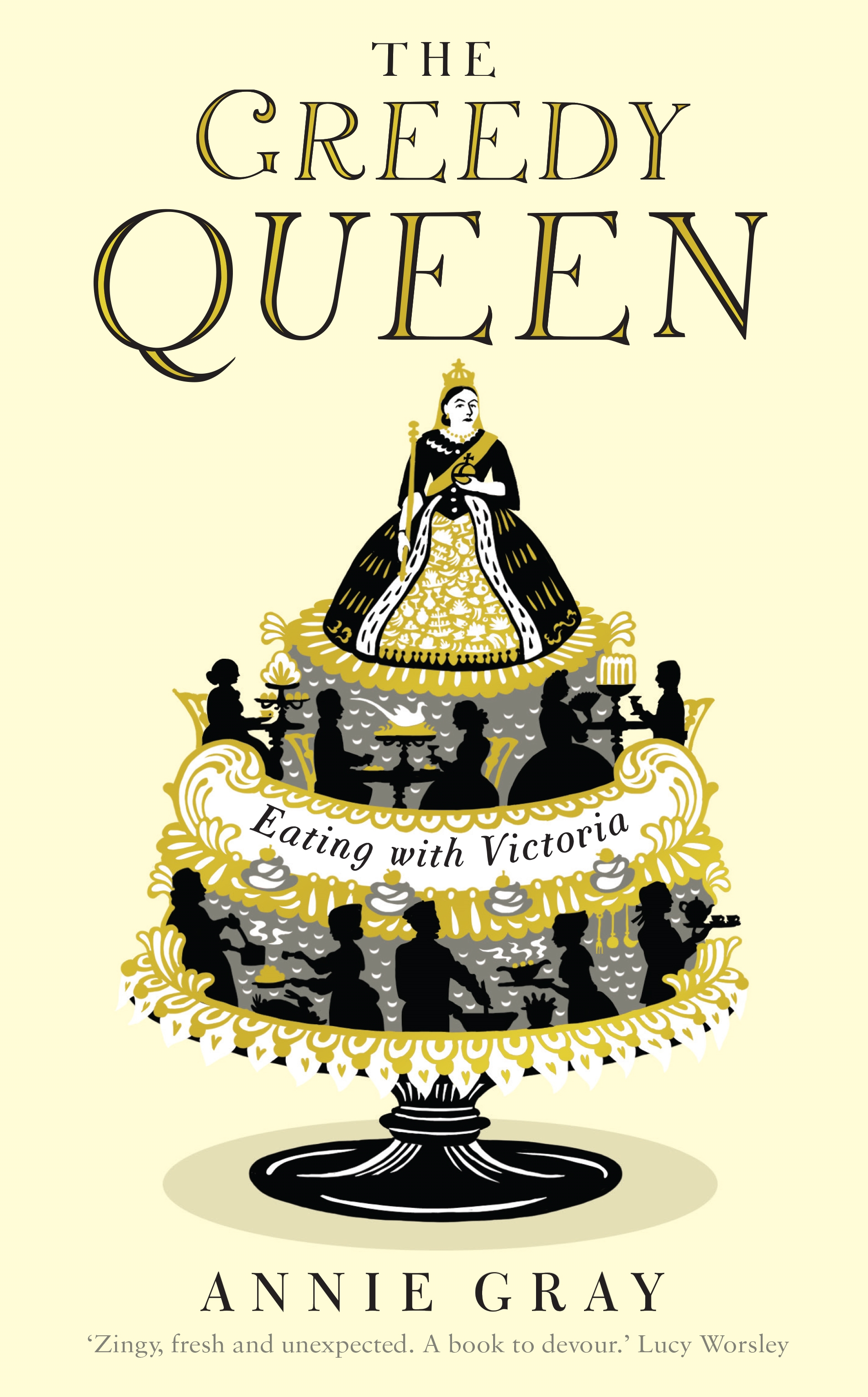 The Greedy Queen by Annie Gray (Book Review)